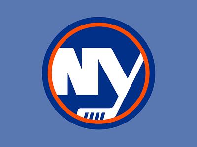 NHL | New York Islanders Logo Modernization