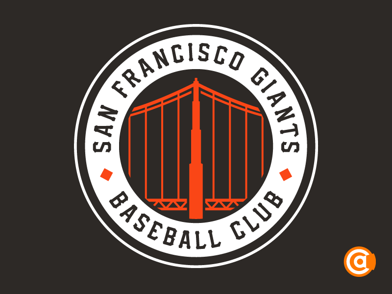 MLB | San Francisco Giants Alternate Logo Redesign sf giants san francisco giants mlb
