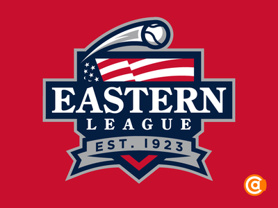 MiLB | Eastern League Logo Redesign