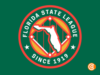 MiLB | Florida State League Logo Redesign