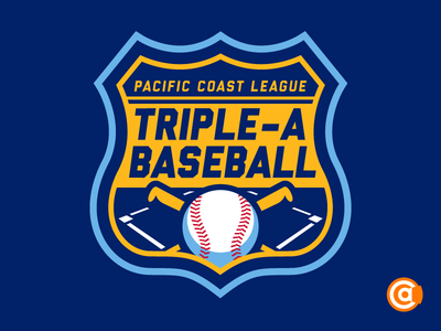 MiLB | Pacific Coast League Logo Redesign