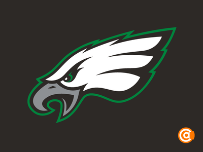 NFL | Philadelphia Eagles Primary Logo Modernization