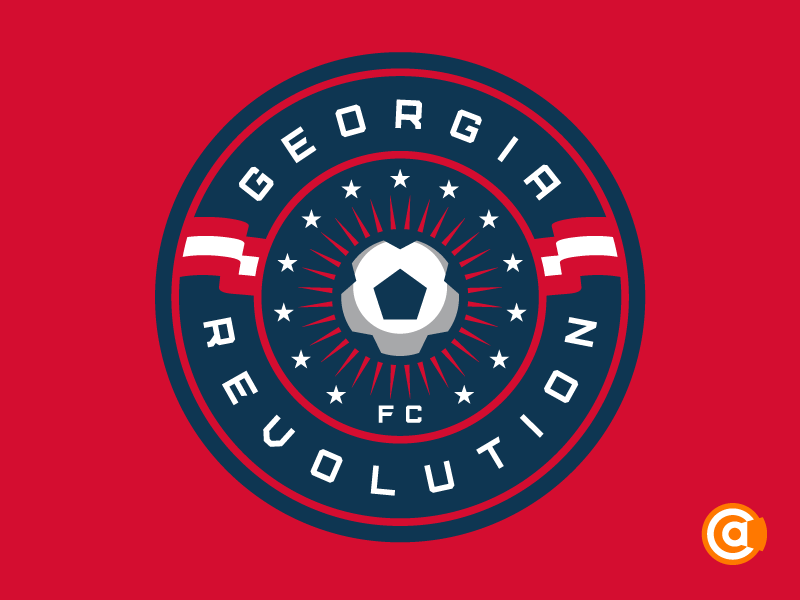 NPSL | Georgia Revolution FC Redesign georgia revolution fc redesign npsl