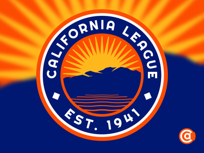 MiLB | California League Logo Redesign