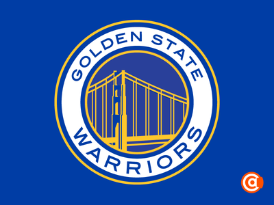Golden State Warriors Primary Logo Rebrand