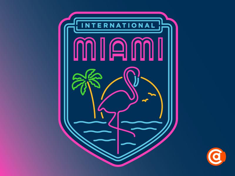 Team Team | Crest  by Miami MLS International Expansion
