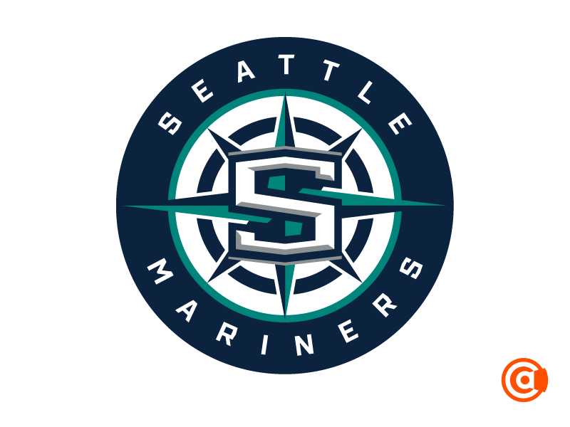 MLB | Seattle Mariners Secondary Logo by Alex Clemens ...