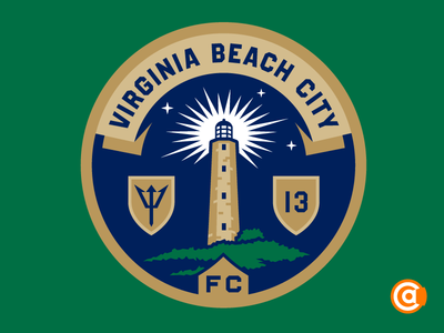 NPSL | Virginia Beach City FC Rebrand