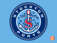 MiLB | Stockton Ports Rebrand