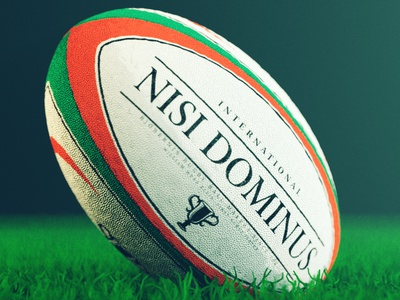 Rugby Nisi Dominus