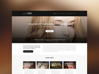 AlterEGO homepage