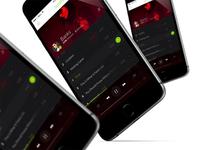 Spotify mobile #2