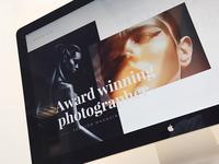 BRAVNICAR beauty blog minimalistic modern typography helvetica photography