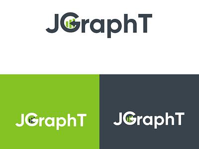 Jgrapht vector illustraor brand design logo