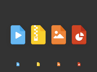 File Extensions Icons (Part 1)