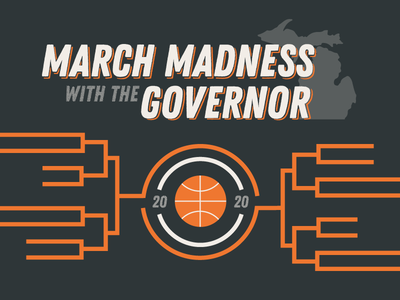 March Madness with the Governor Event Design