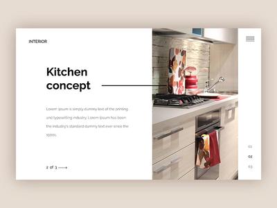 kitchen interior concept online buy typography ux ui interior design website kitchen