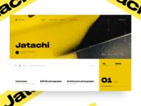 Typography UI — Projecr 53