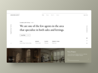 Typography UI — Project 62