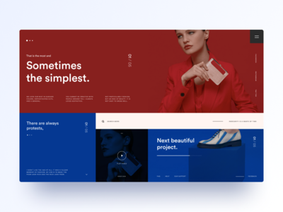 Typography UI — Project 71