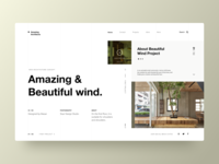 Typography UI — Project 72