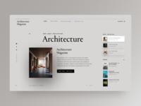 Typography UI — Project 82