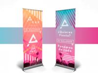 Banners, GAP Producciones
