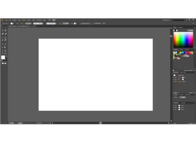 Illustrator Replica in Illustrator freebie practice design invite first illustrator shot debut
