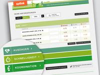 Splink App Deutsches Sportabzeichen