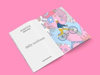 Coloring book - daily coolness