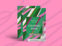 Coloring book - cover