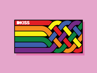 Flag - World Pride Madrid 2017