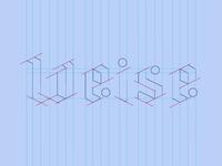 Making type logos