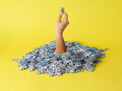 Puzzle  - Gift Wedding