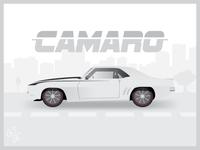Detroit Speed's 1969 Camaro