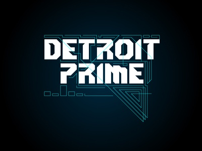 Detroit Prime digital typo typography detroit
