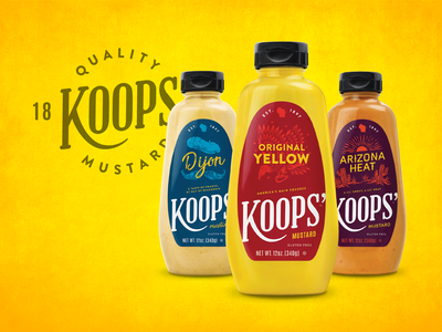 Koops' Rebranding & Packaging