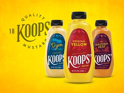 Koops' Rebranding & Packaging rebrand illustration package design packaging branding