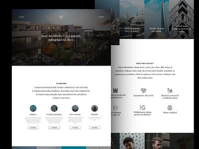 CityUpgrade website logo responsive res flat webdesign design