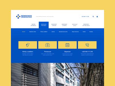 NPK website flat webdesign responsive design