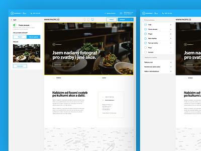 Domena.cz ui webdesign website responsive design
