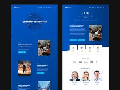 Hrdlicka.cz webflow ux flat ui webdesign website responsive design