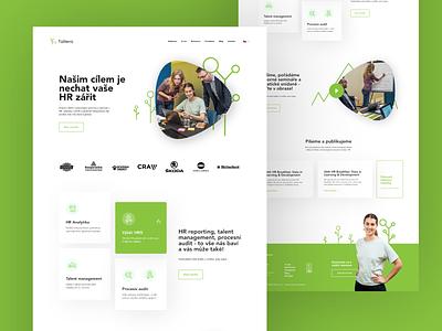 Talterra webflow branding ux logo ui flat webdesign website responsive design