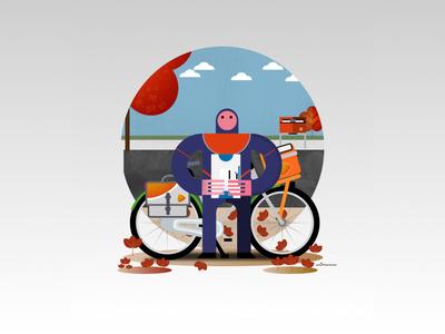 Mail Man Hero