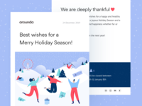 Letter - Holiday wishes