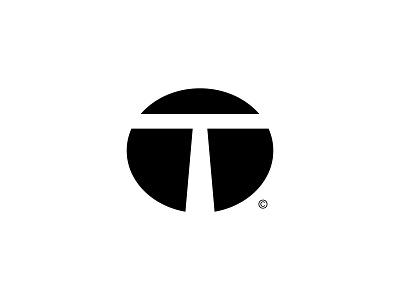 T typography t logomark letters lettermark logo design symbol logotype mark logo