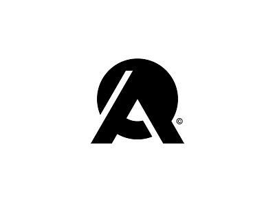 AQ q a logomark letters lettermark logo design symbol monogram typography logotype mark logo