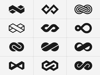 Infinity Logos By Michal Tomaovi Dribbble