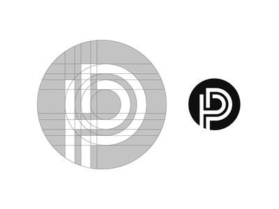 PP Monogram Grid