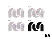 M Logo Process